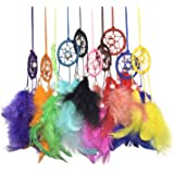 Asian Hobby Crafts Mini Dream Catcher - Narnia (10 Pieces, 15x4cm)