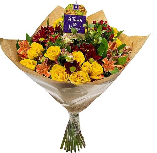 Charming Bouquet, Fresh Cut Flowers, No Vase, From Hallmark Flowers