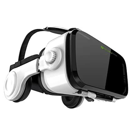 24894dbed5a7 Image Unavailable. Image not available for. Color  iDudu VR - Virtual  Reality Headset ...