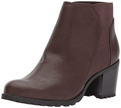 Aerosoles Women's Inclination Ankle Boot, Brown, ...