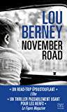 November Road (version française) (HarperCollins) (French Edition)