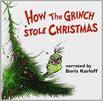 How the Grinch Stole Christmas: Boris Karloff: Amazon.ca: Music