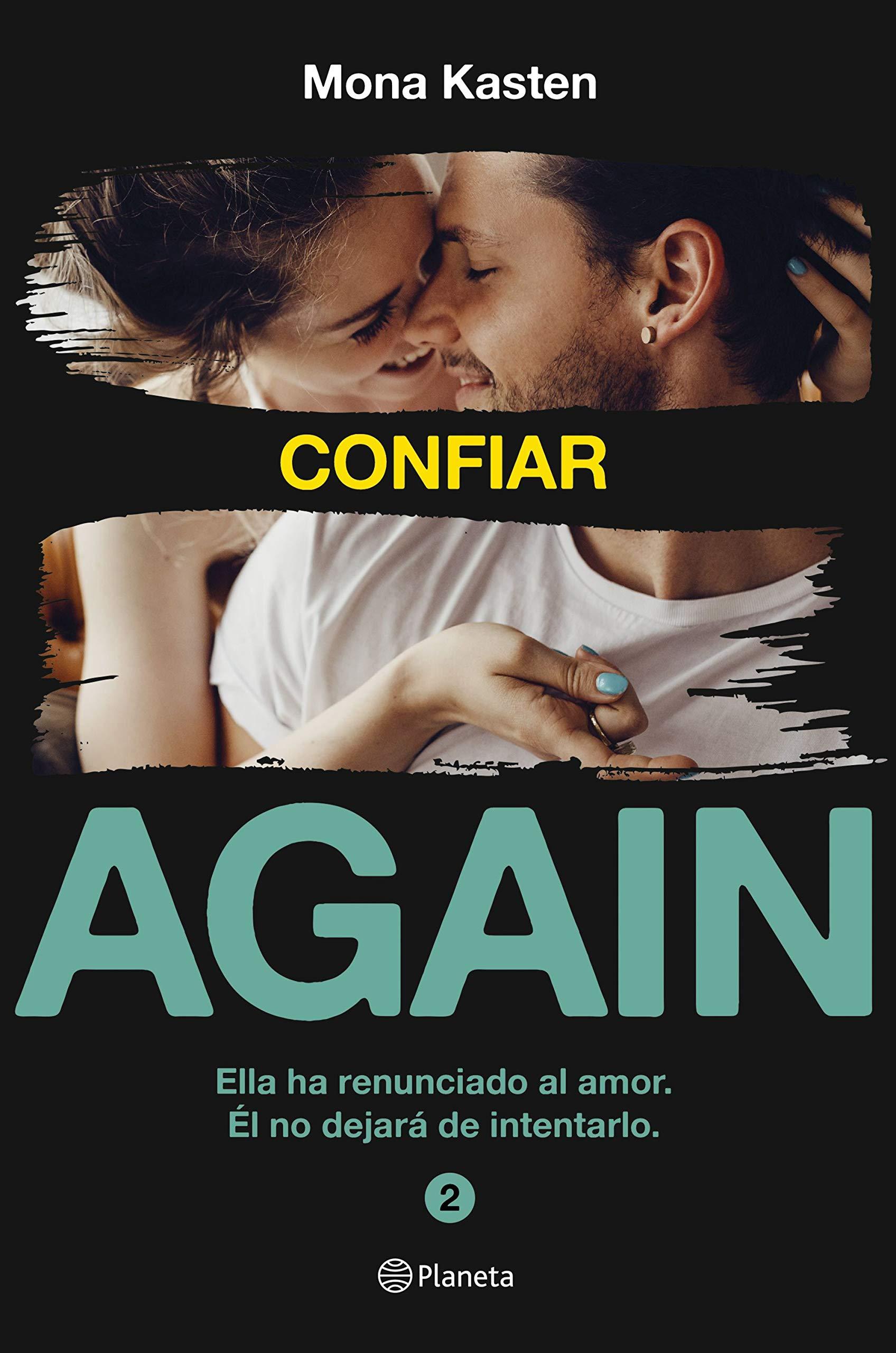 Confiar (Serie Again 2) (Planeta Internacional): Amazon.es ...