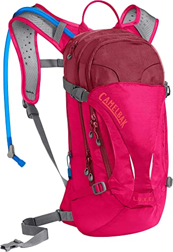 CamelBak Women s L.U.X.E. Mountain Bike Hydration Pack – Easy Refill Hydration Backpack