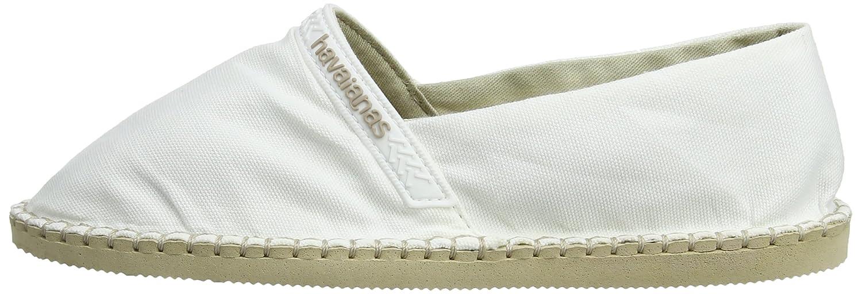 Havaianas Origine, Alpargatas para Unisex Adulto, Blanco (White), 40 EU (38 Brazilian): HAVAIANAS: Amazon.es: Zapatos y complementos