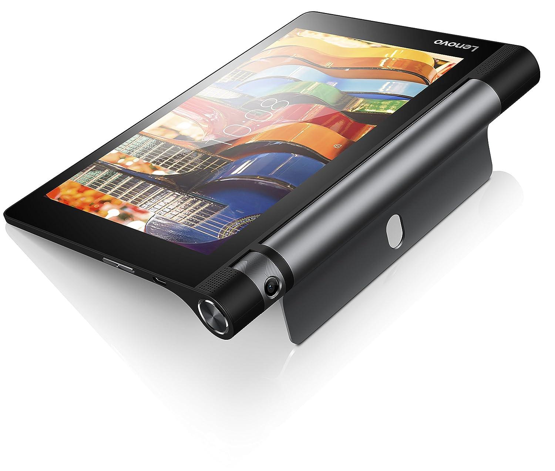 """Lenovo Yoga Tab 3 - HD 8"""" Android Tablet Computer (Qualcomm Snapdragon APQ8009, 2GB RAM, 16GB SSD) ZA090094US"""
