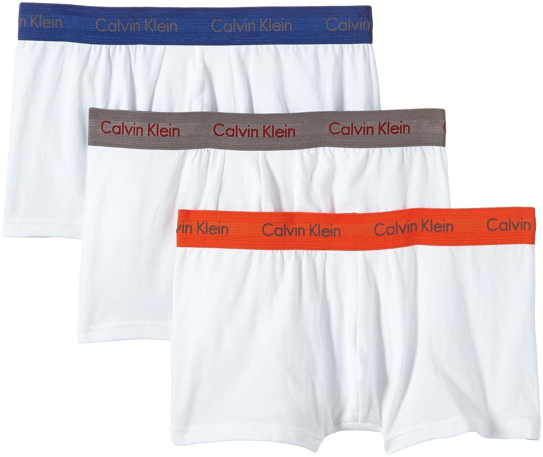 Calvin Klein underwear Herren Boxershort COTTON STRETCH - 3P LOW RISE TRUNK
