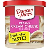 Duncan Hines Creamy Buttercream Frosting, 8 - 16 OZ Cans