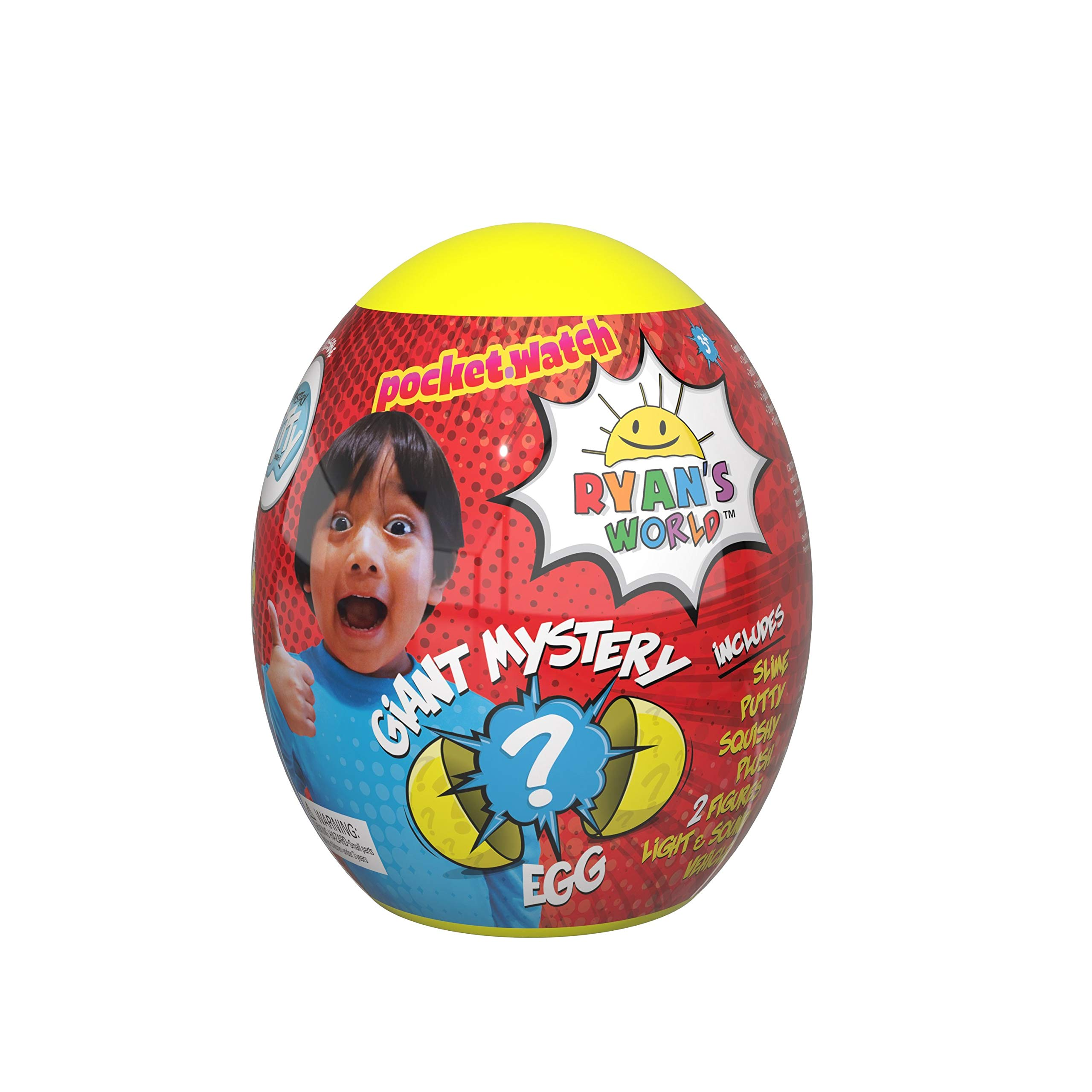 Poopsie Ryan's World Mystery Egg and Pack of Unicorn Slime W/ Pack a Hatch by Poopsie (Image #2)