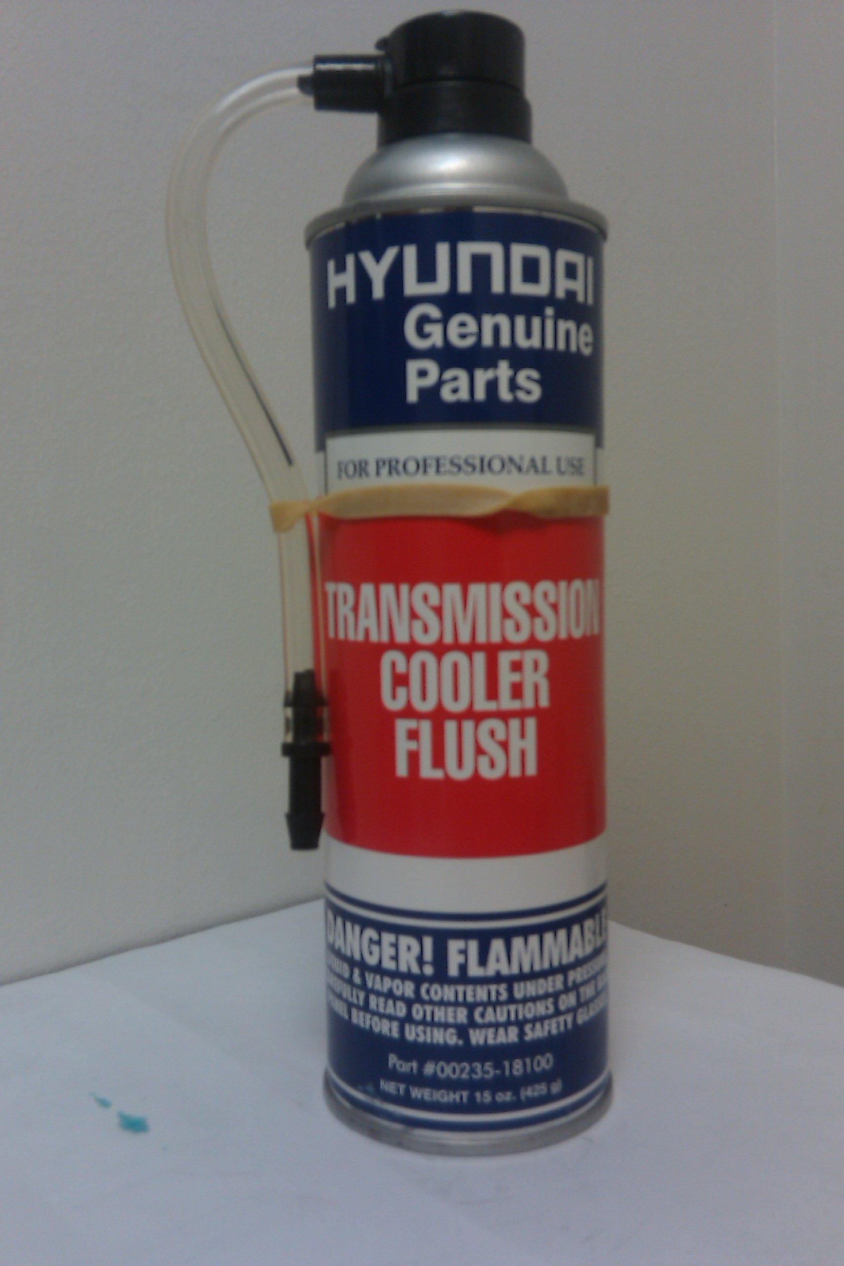 HYUNDAI Genuine 00235-18100 Transmission Cooler Flush