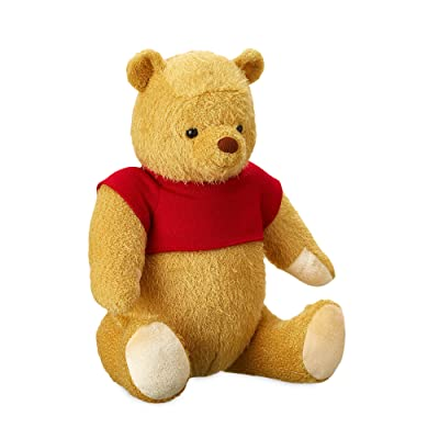 Disney Winnie The Pooh Plush - Christopher Robin - Medium - 14 Inch: Toys & Games