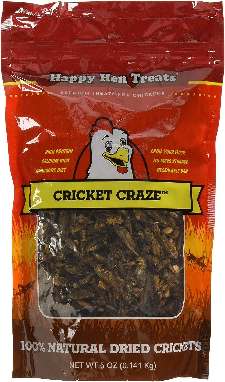 Happy Hen Treats Cricket Craze, 5 Oz