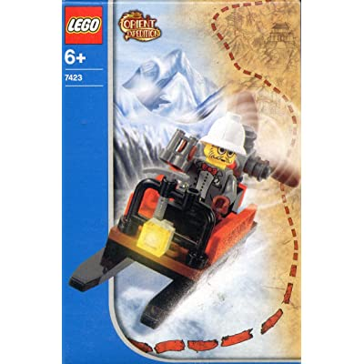 Lego Orient Expedition Mountain Sleigh (7423): Toys & Games