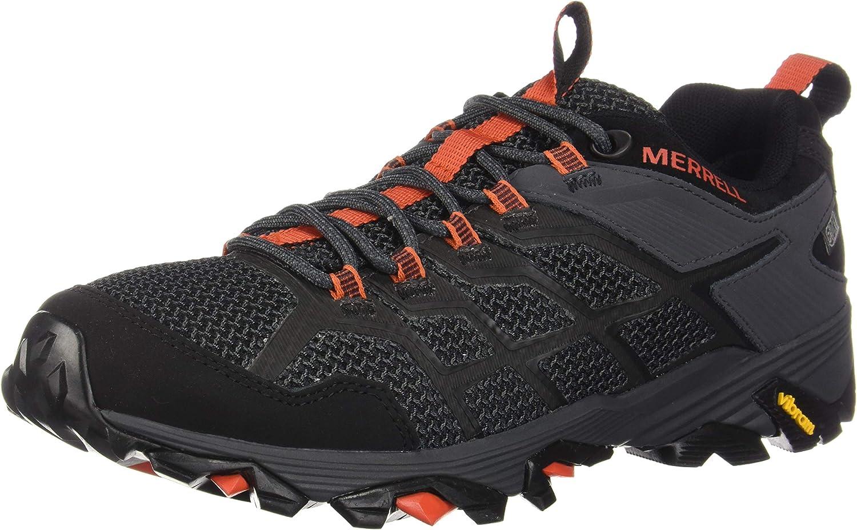 Merrell Men's Moab FST 2 Waterproof Hiking Shoe