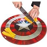 amazon com marvel captain america shield 2 quart slow cooker