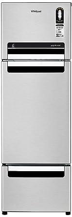 Whirlpool 330 L Frost Free Multi-Door Refrigerator(FP 343D Protton Roy, Alpha Steel)
