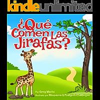 Que Comen Las Jarafas? (Spanish Edition)