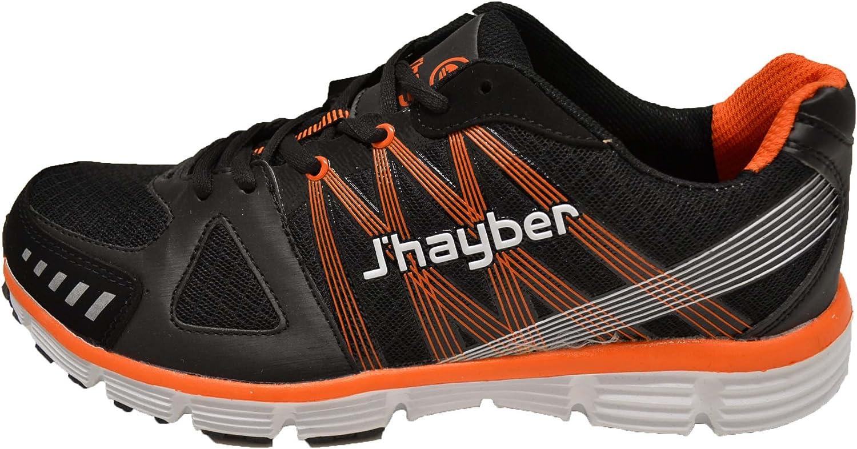 JHayber Rasante - Zapatillas de Running para Hombre. Talla 45: Amazon.es: Zapatos y complementos