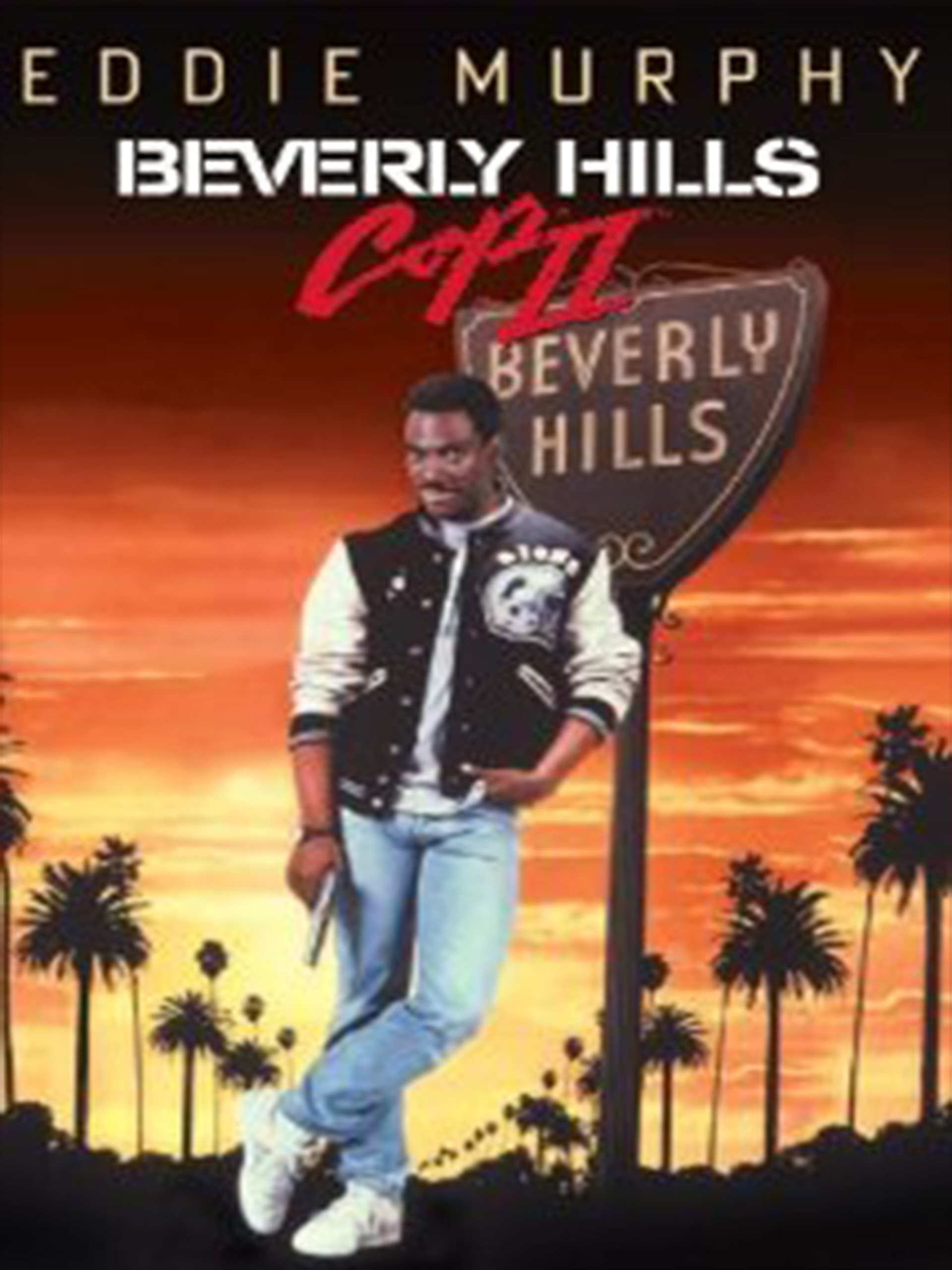 Beverly Hills Cop II on Amazon Prime Video UK