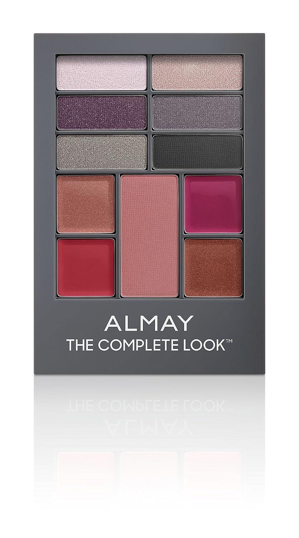 Almay The Complete Look Palette, Medium/Deep