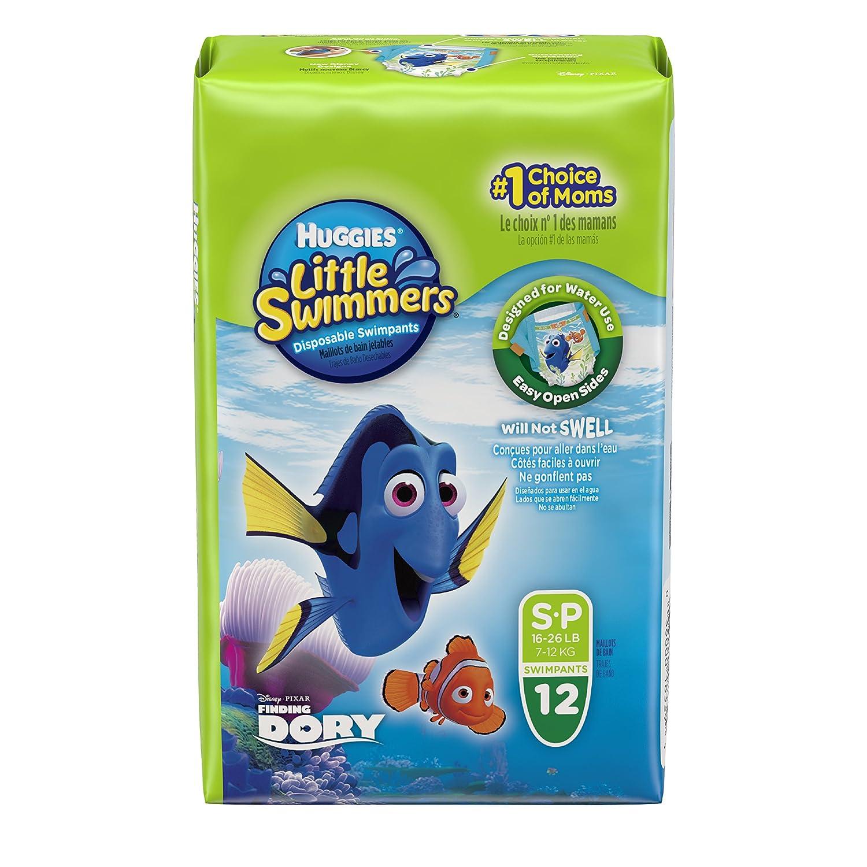 Huggies Little Swimmers pañales - Pequeño - 12 ct: Amazon.es: Industria, empresas y ciencia