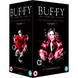 Buffy the Vampire Slayer - Complete Season 1-7 (New Packaging) [DVD] [Import anglais]