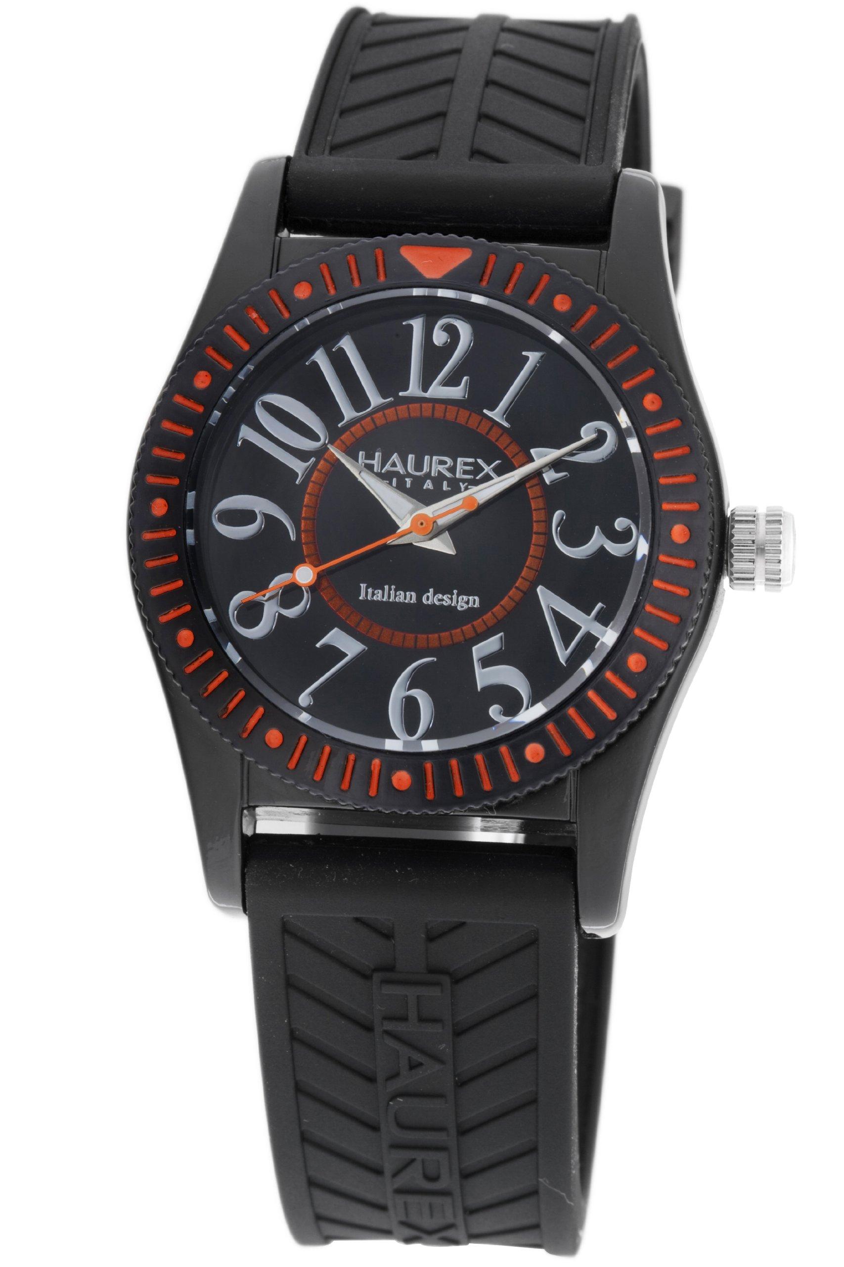 Haurex Italy Kids' PN331UNO Promise B PC Black Dial Watch by Haurex