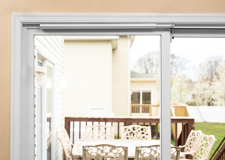 3x3inch 8.5cm Automatic Door Closer,Sliding Door Door Closers Suitable for Light Duty Double Doors Single Door-B 8.5