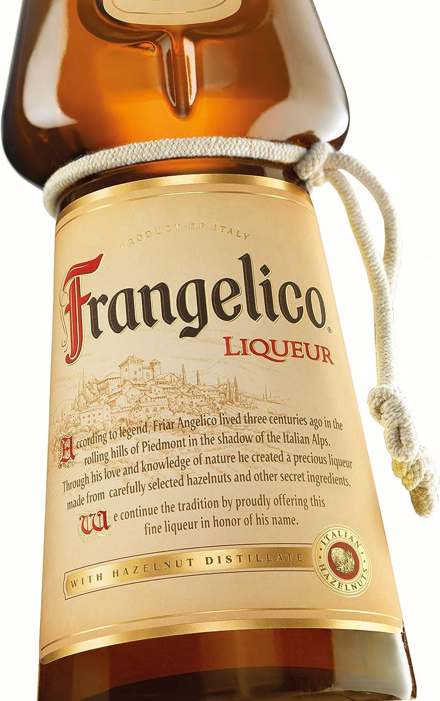 Frangelico Licor de Avellanas, 0.7L: Amazon.es: Alimentación ...