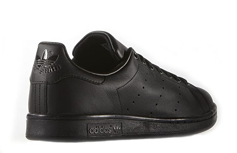 lace up in core baa6b 4b6a6 adidas Hombre stan smith core in Negro m20327 09a612