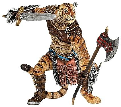 wholesale dealer 1caff 768f4 Amazon.com  Papo Tiger Mutant  Toys   Games