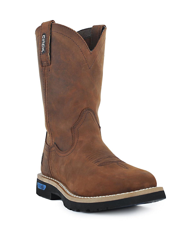 68e470c84de Amazon.com | Cinch WRX WXM153 Master | Industrial & Construction Boots
