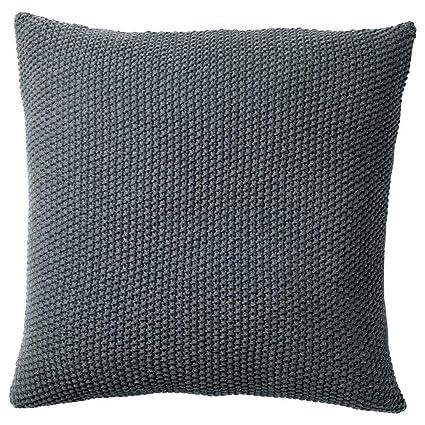 IKEA ASIA DORTHE Cojín, Color Gris Oscuro: Amazon.es: Hogar