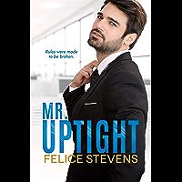Mr. Uptight (English Edition)