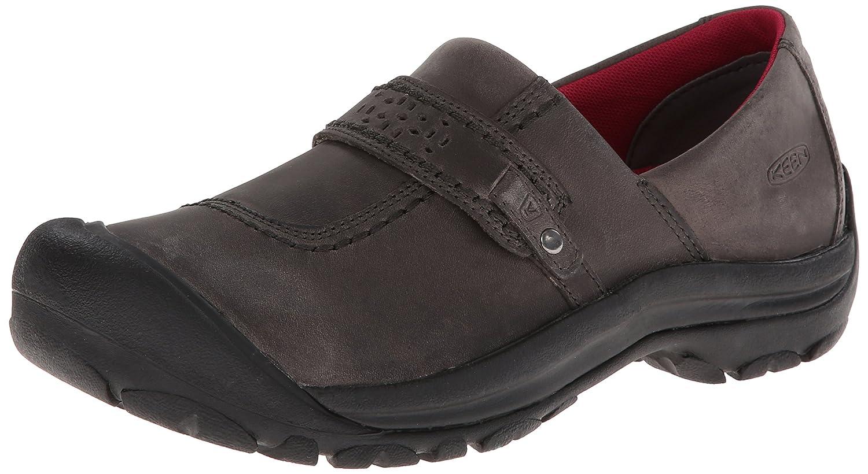 85e4b12434 Amazon.com | KEEN Women's Kaci Full-Grain Slip On Shoe | Loafers & Slip-Ons