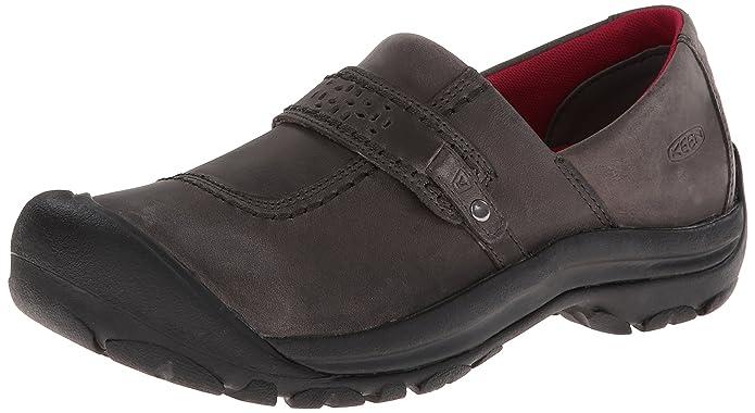 a24780f8d5 Amazon.com | KEEN Women's Kaci Full-Grain Slip On Shoe | Loafers & Slip-Ons