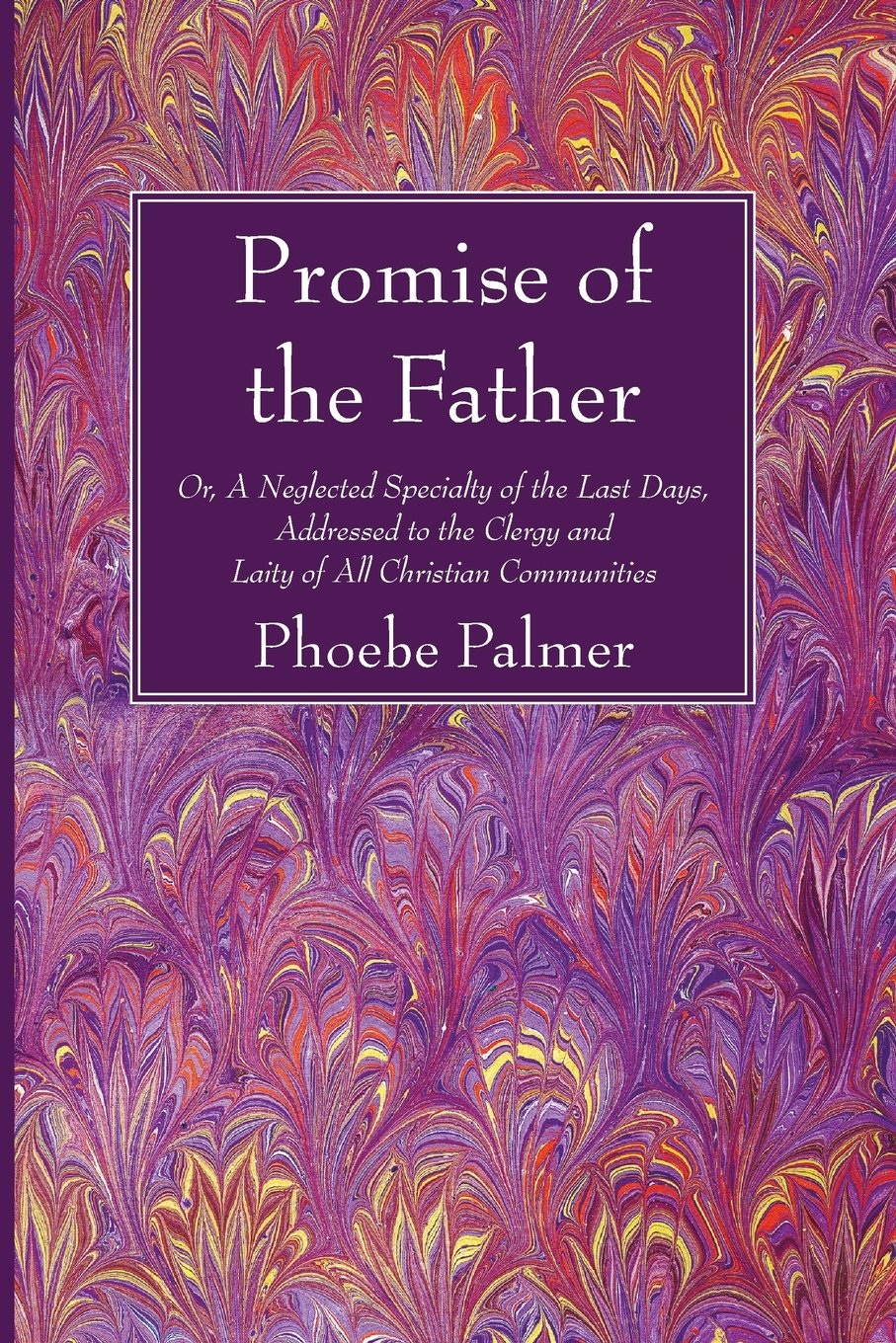 Promise Father Neglected Specialty Communities product image