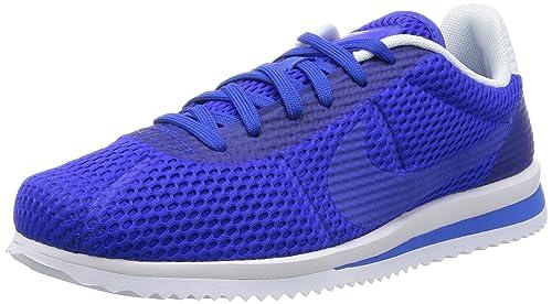 Nike Cortez para Ultra BR Zapatillas de Deporte para Cortez Hombre Azul (Racer 4974c2
