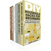200 Ways To Clean Your House Fast Box Set (6 in 1): Learn How To Organize Your House And Simplify Your Space Quickly (Declutter Techniques, Speed Cleaning, Maximize Your Space) (English Edition)