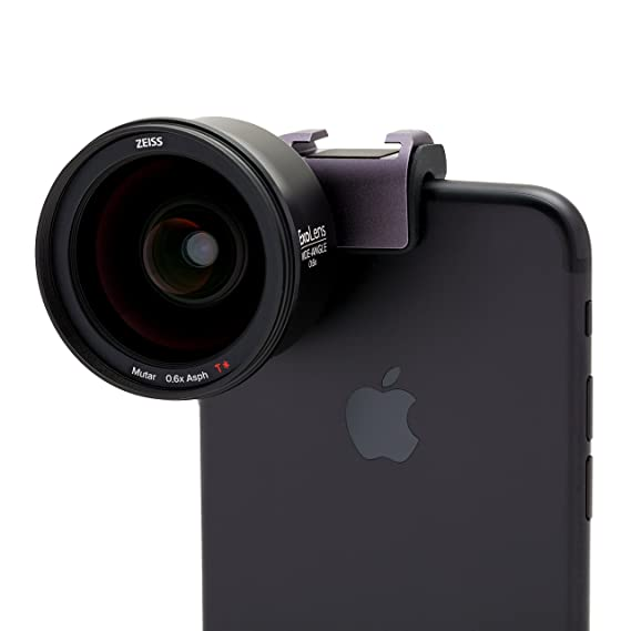 info for 8d003 7fd40 ExoLens PRO with Optics by ZEISS Wide-Angle Kit for iPhone 7, 6/6S, 6  Plus/6S Plus
