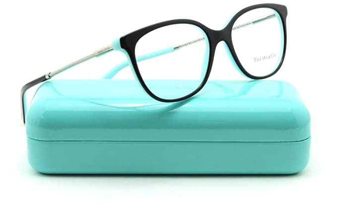 c6322da020c Amazon.com  Tiffany   Co. TF 2168 Women Square Eyeglasses RX - able ...