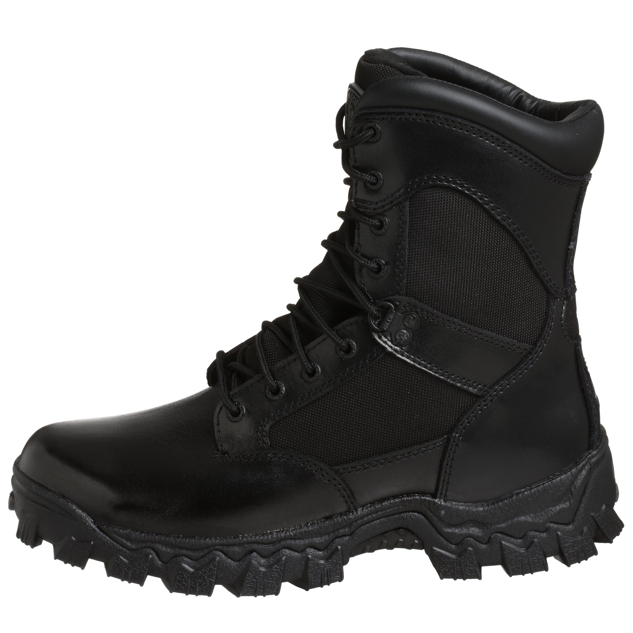 Rocky Duty Men's Alpha Force 8'' Swat Boot,Black,11.5 M by Rocky (Image #5)