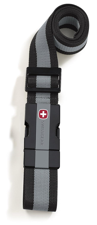 Swiss Gear Luggage Strap, Black, One Size WJ6188BK