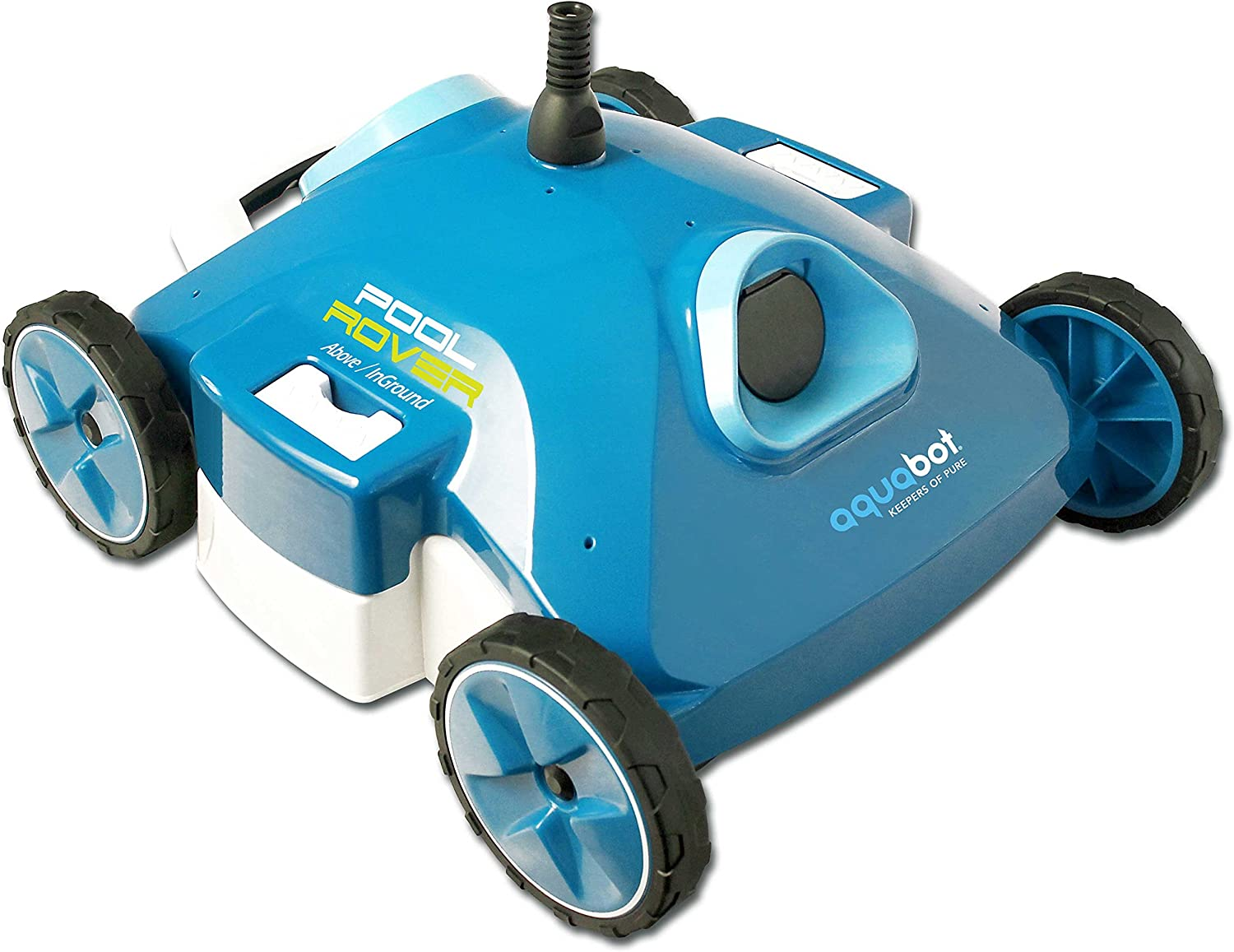Aquabot Pool Rover S2-40 AJET121 Above Ground Robotic Swimming Pool Cleaner