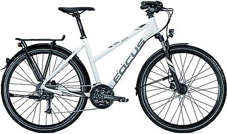 Focus Bicicleta de trekking Aventura Lite 27 de G 28 Keystone div. RH, purewhitematt: Amazon.es: Deportes y aire libre