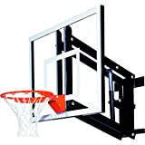 Goalsetter Wall Mounted Height Adjustable Basketball System