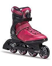 K2 Damen Fitness Inline Skates Alexis 80 Boa - Rot - 30C0112.1.1