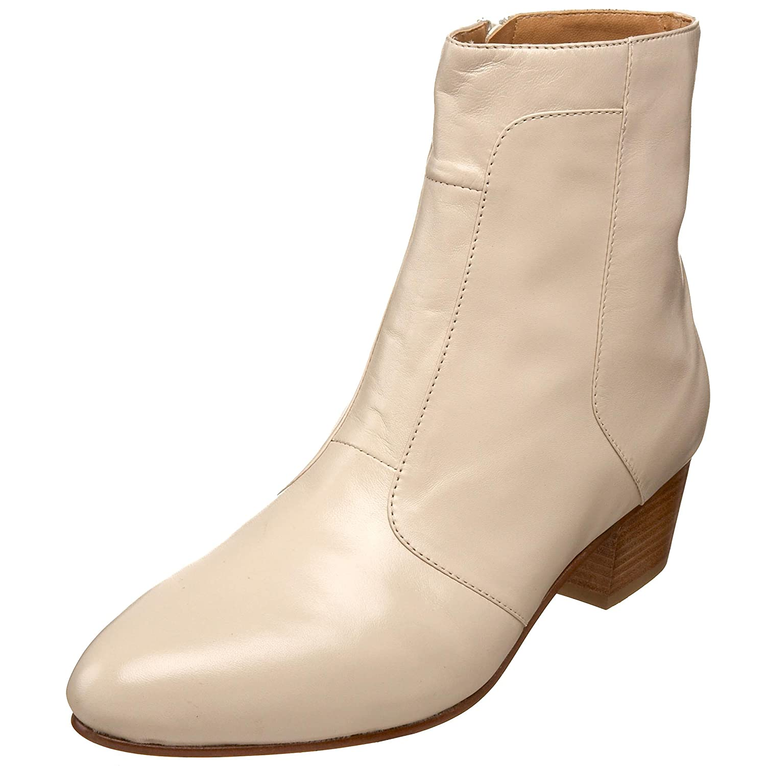 60s Mens Shoes | 70s Mens shoes – Platforms, Boots Giorgio Brutini Mens Pointed-Toe Dress Boot £42.59 AT vintagedancer.com