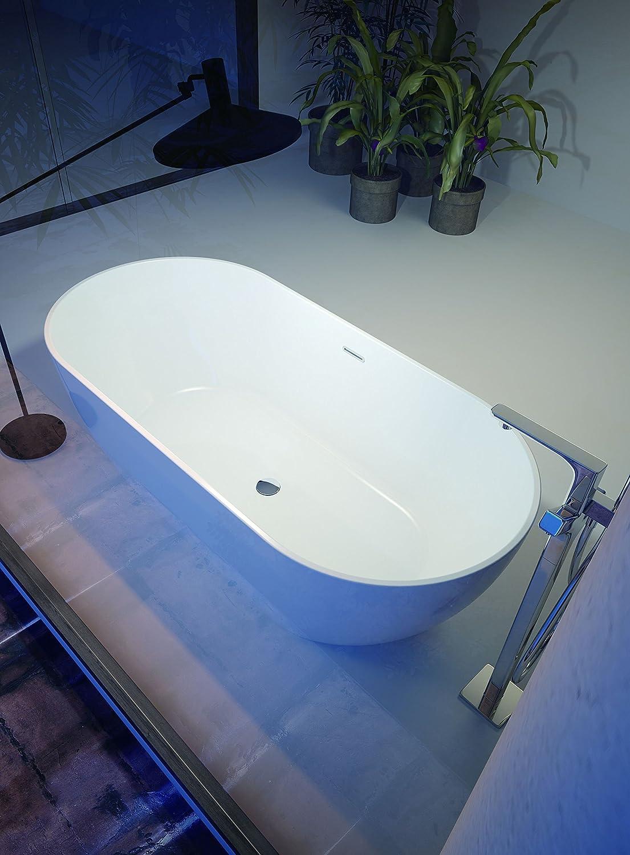 Paragon Bath WR-STT-CODY-WRD-7 Onsen Oval Free Standing Bathtub ...