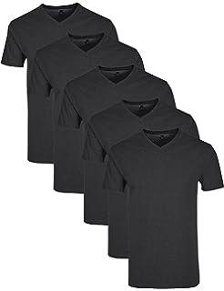 Lower East Herren T-Shirt mit Rundhalsausschnitt, 10er Pack ... 3aabb0d39b